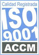 Acreditaciones ISO 9001 - Central