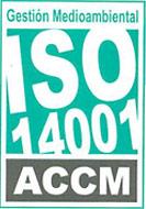 Acreditaciones ISO 14001 - Central