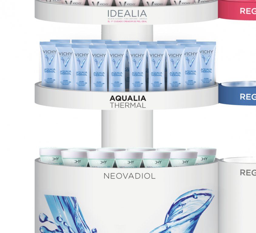 L´OREAL PLV EXPOSITOR